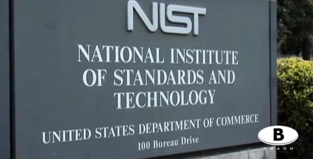 NIST sign