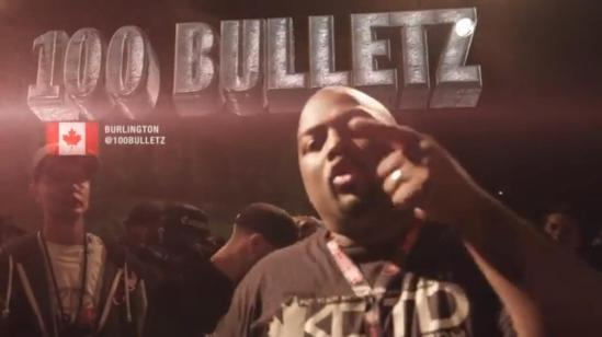 100 Bulletz vs JC 4