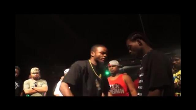 BRIZZ RAWSTEEN VS ATOWN CITY 1