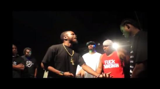 BRIZZ RAWSTEEN VS ATOWN CITY 2