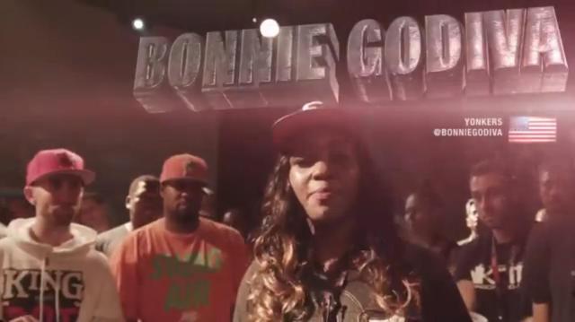 KOTD Bonnie Godiva