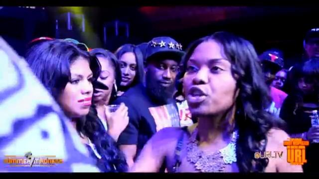 Ms Hustle vs Jaz The Rapper 1