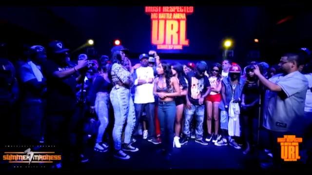 Ms Hustle vs Jaz The Rapper 2