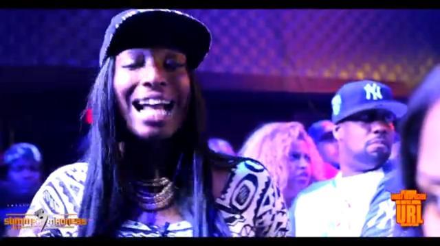 Ms Hustle vs Jaz The Rapper 4
