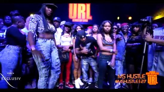 Ms Hustle vs Jaz The Rapper 5