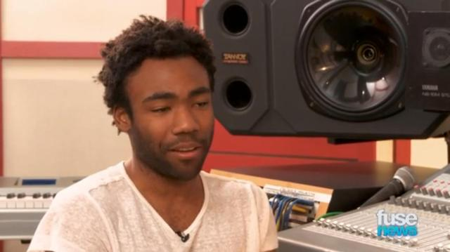 Childish Gambino FuseTv