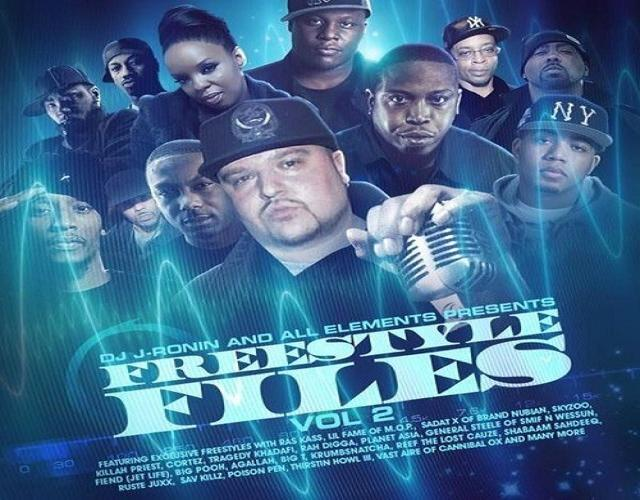 Freestyle Files Volume 2