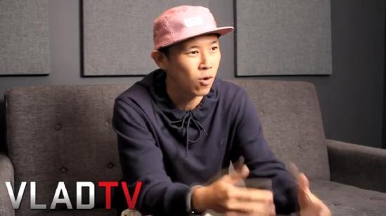 Jin on VLADTV