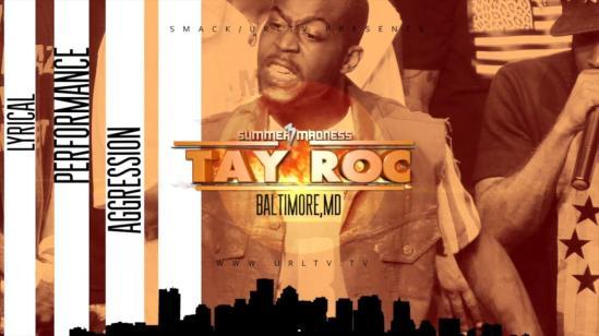 Tay Roc vs Ill Will 1