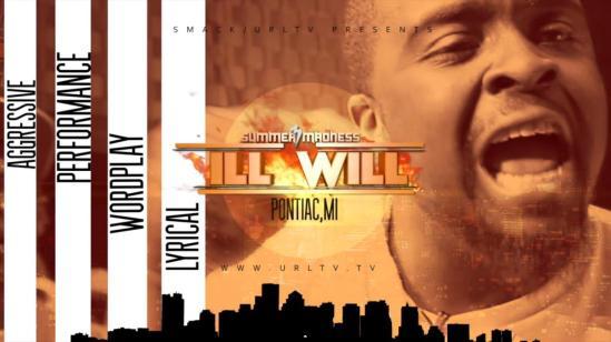 Tay Roc vs Ill Will 2