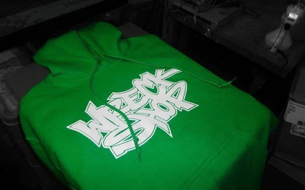 Wreck Shop Hoodies
