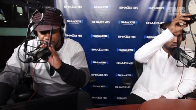Kanye and Sway