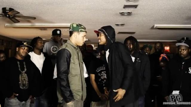 PREZ MAFIA vs D MONEY 3