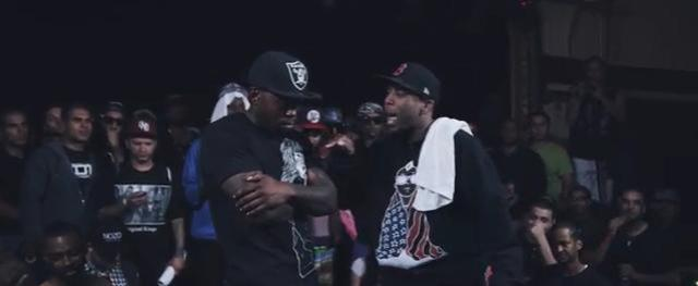 Deadman vs Chilla Jones 1