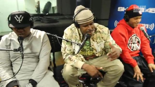 The LOX on Sway