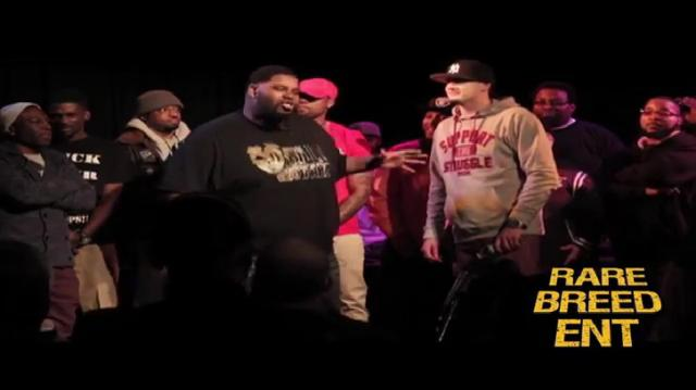 BIG KANNON vs T MONEY BAGZ 2
