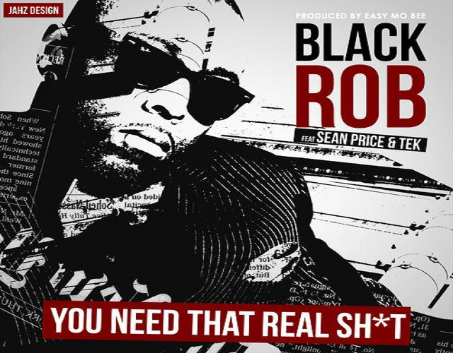 Black Rob - You Need That Real