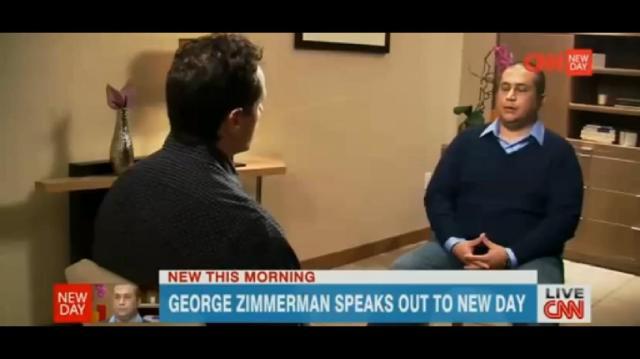 George Zimmerman Interview