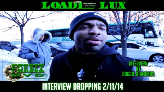 Loaded Lux ForbezDVD