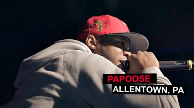 Papoose Live Performance 1