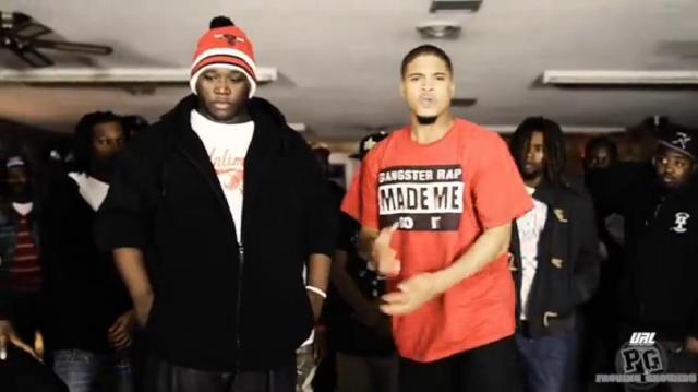 Yung Mose vs Conya Raw 1