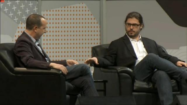 Snowden Interview SXSW 1