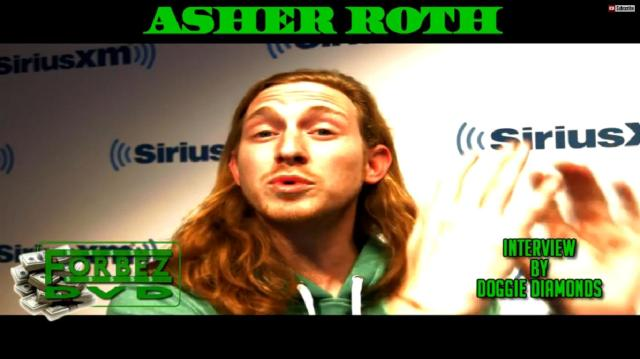 Asher Roth ForbezDVD 1