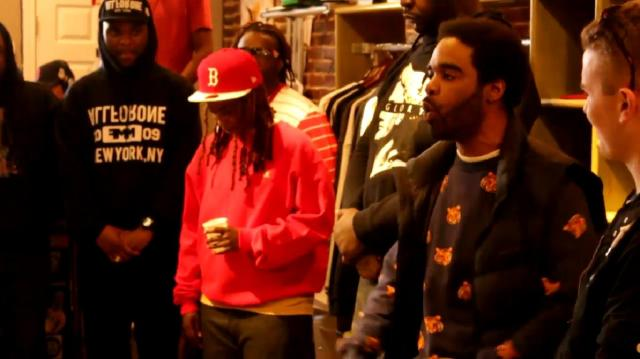 Bosstown Cypher Series 4