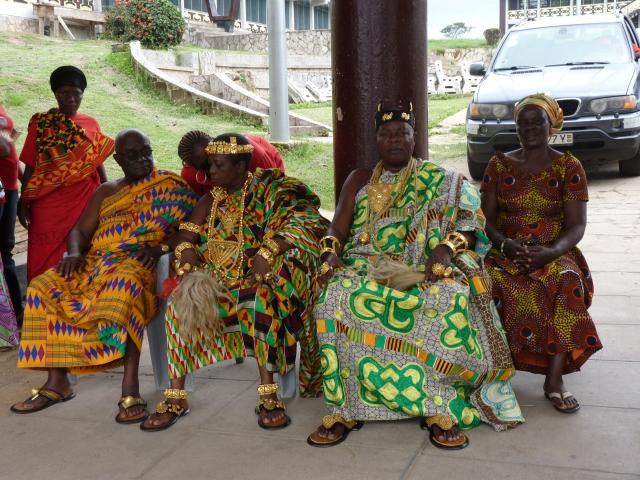Ghanaian wrap 1