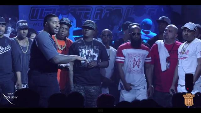 Aye VERB vs Goodz